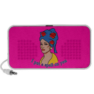Marie Laveau I Put a Spell On You Mp3 Speakers