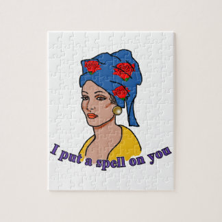 Marie Laveau I Put a Spell On You Puzzles