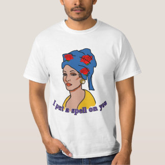 Marie Laveau I Put a Spell On You T-Shirt