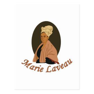 Marie Laveau Postcard