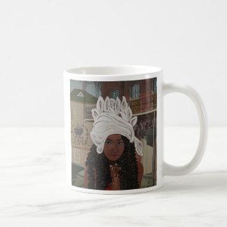 Marie Laveau, reina del vudú de New Orleans Tazas De Café
