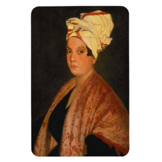 Marie Laveau The Voodoo Queen Flexible Magnets