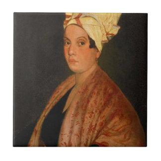 Marie Laveau: The Voodoo Queen Tile