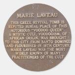 Marie Laveau Tomb (Sticker)