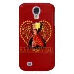 Marie Laveau Voodoo High Priestess Galaxy S4 Covers