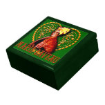 Marie Laveau Voodoo High Priestess Jewelry Boxes