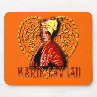 Marie Laveau Voodoo High Priestess Mouse Pad