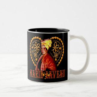 Marie Laveau Voodoo High Priestess Two-Tone Coffee Mug