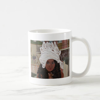 Marie Laveaux in the French Quarter Coffee Mug