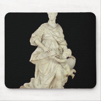 Marie Leszczynska  as Juno, 1731 Mouse Pad