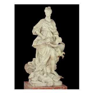 Marie Leszczynska como Juno, 1731 Postales