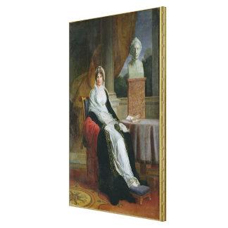 Marie-Leticia Ramolino 1803 Lienzo Envuelto Para Galerías