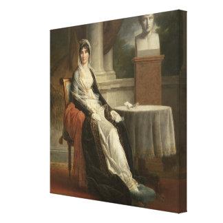 Marie-Leticia Ramolino 1803 Lona Estirada Galerías