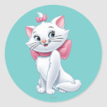 Marie Little Dreamer Classic Round Sticker