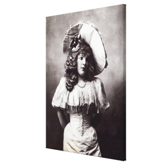 Marie Lloyd Canvas Print