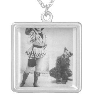 Marie Lloyd como Dick Whittington en 1898 Joyerias