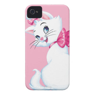 Marie Looking Over Shoulder iPhone 4 Cover