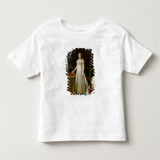 Marie-Louise  of Habsbourg Lorraine, 1814 Toddler T-shirt