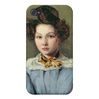 Marie Louise Sennegon, 1831 Case For iPhone 4