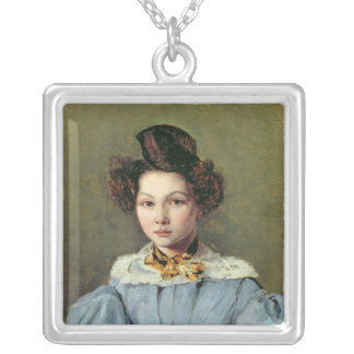Marie Louise Sennegon, 1831 Collar Plateado