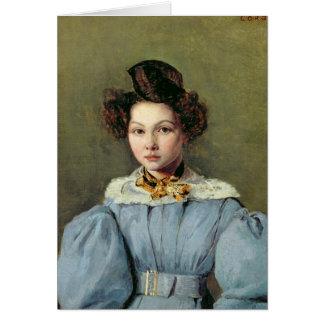 Marie Louise Sennegon, 1831 Tarjeta De Felicitación
