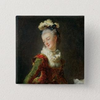 Marie-Madeleine Guimard Pinback Button