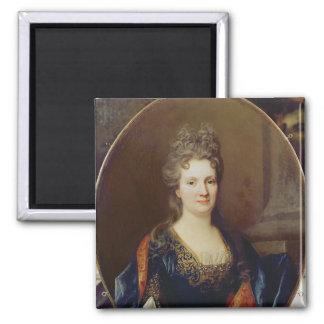 Marie Marguerite Arouet , c.1700 Magnet