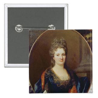 Marie Marguerite Arouet , c.1700 Pinback Button