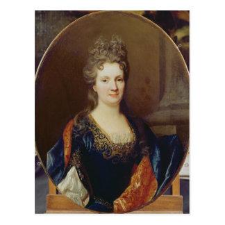 Marie Marguerite Arouet , c.1700 Postcard