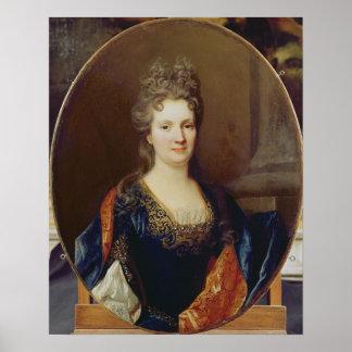 Marie Marguerite Arouet , c.1700 Poster