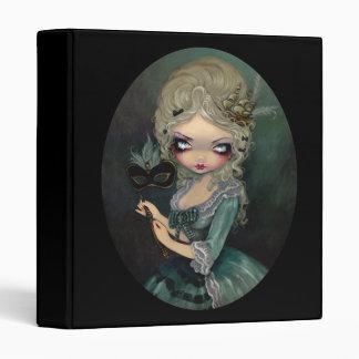 Marie Masquerade BINDER Rococo Antoinette