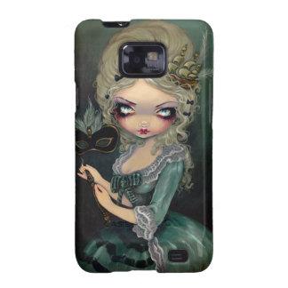Marie Masquerade Galaxy S Case Samsung Galaxy Case