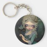 """Marie Masquerade"" Keychain"