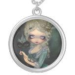 Marie Masquerade NECKLACE Antoinette Gothic Rococo