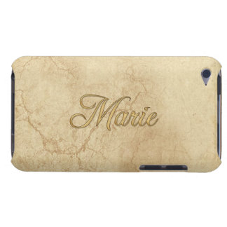 MARIE Name Branded iPod Touch Case