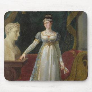 Marie Pauline Bonaparte  Princess Borghese, 1808 Mouse Pad
