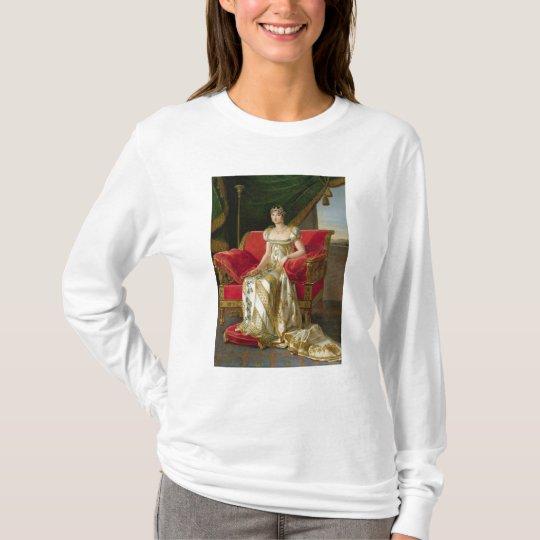 Marie Pauline Bonaparte  Princess Borghese, 1808 T-Shirt