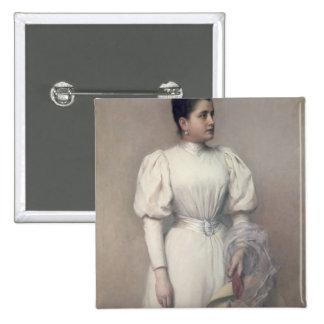 Marie Renard Pin Cuadrada 5 Cm