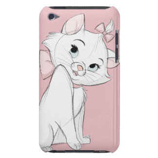 Marie Shy Barely There iPod Cover