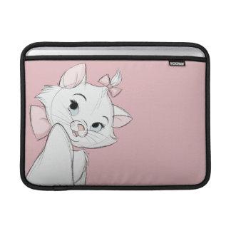 Marie Shy MacBook Sleeve