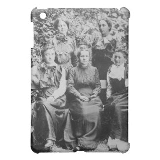Marie Sklodowska Curie with her Four Students iPad Mini Covers
