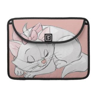 Marie Sleeping MacBook Pro Sleeves