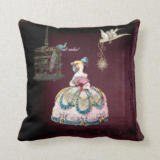 Marie Sparkles Pillow