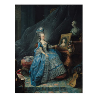 Marie-Therese de Savoie  1775 Postcard
