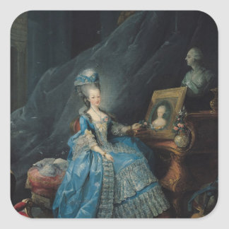 Marie-Therese de Savoie  1775 Square Sticker