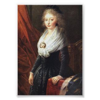 Marie Therese Madam Royale of France Print