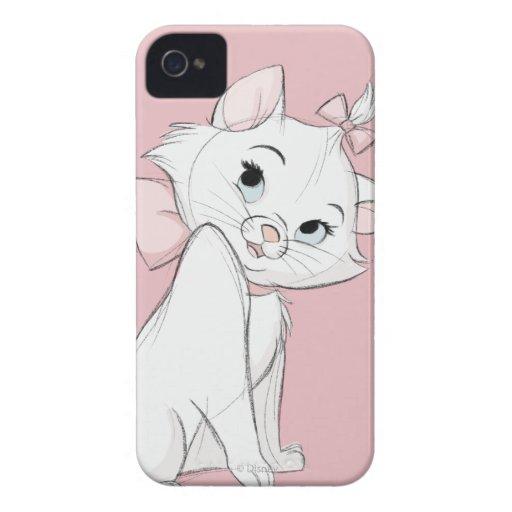 Marie tímido Case-Mate iPhone 4 cárcasas