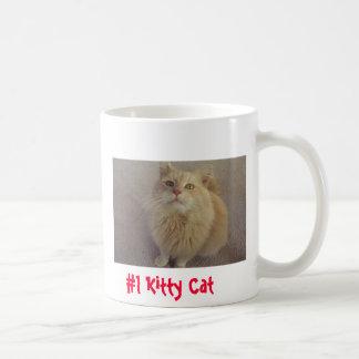 marie y nate 049,           gato del gatito #1 taza