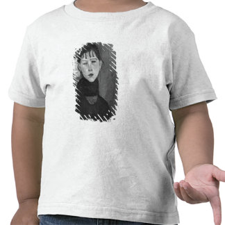Marie, young woman of the people tee shirts