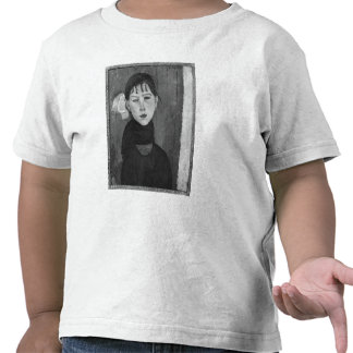 Marie, young woman of the people tees